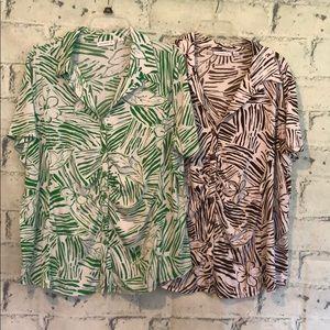 Susan Graver Bundle of Shirts